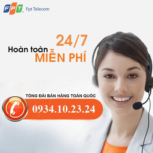 Lắp mạng FPT Quận 9 – Internet cáp Quang – Tặng WiFi và đầu thu truyền hình